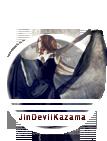 JinDevilKazama Stamp prize by xgnyc