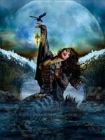 Sea Witch by xgnyc