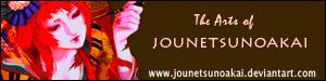 jounetsunoakai Banner Prize by xgnyc
