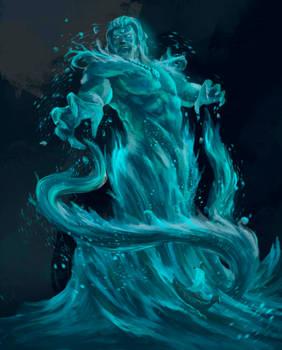 Water yan