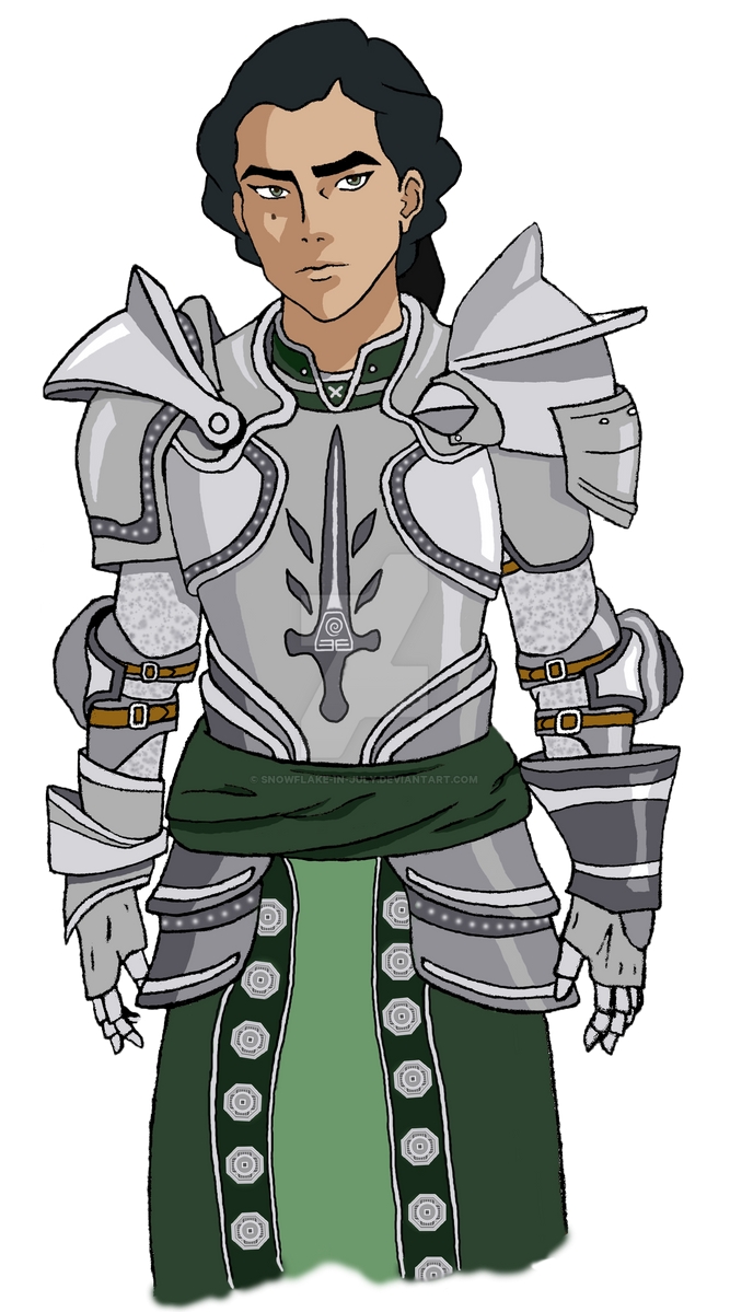 Knight Commander Kuvira by Snowflake-in-July