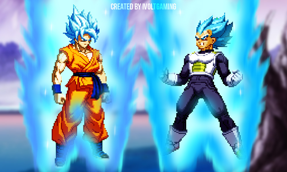 Super saiyan god goku vs super saiyan god vegeta by - Goku vs vegeta super saiyan 5 ...