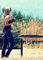 Capturing a moment by irinanaa