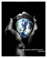 Save the World. by ParithoshLfc