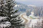 Carpathian mountains by notanota