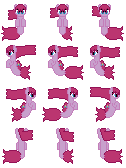 Pinkamena - Sea Pony (RPG Maker VX Ace) by KillerMareGaming