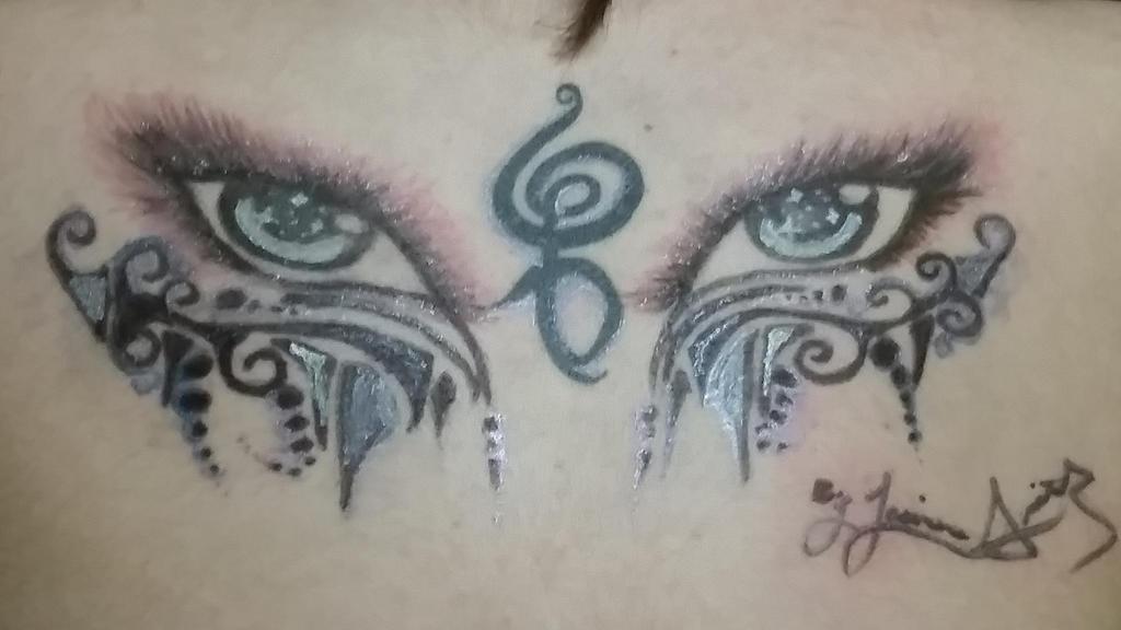 Hakuna Matata Swahili Symbol Tattoo