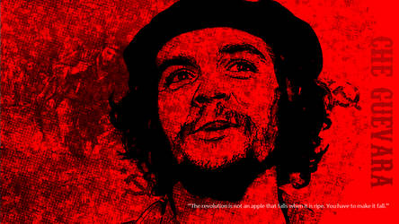 Che guevara wallpaper by anuparambil