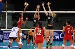 Filipino U17 girls beat New Zealand completely