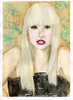 Lady Gaga by GiovyLoCa