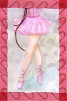 La Ballerina by GiovyLoCa