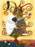 Klimt's mix: Lifetree + Kiss