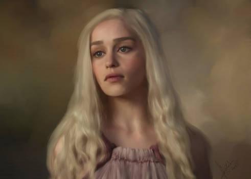 .::com::. Daenerys Targaryen