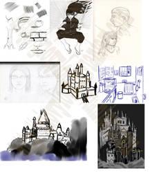 SketchDump2 by GiovyLoCa