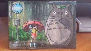 My neighbour Totoro by GiovyLoCa