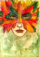Lady Autumn by GiovyLoCa