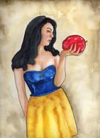Snow White by GiovyLoCa