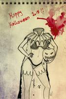 Halloween 2015 by GiovyLoCa