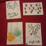 XMas Postcards: Simple by GiovyLoCa