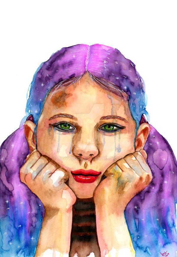 I don't really care... really... by GiovyLoCa