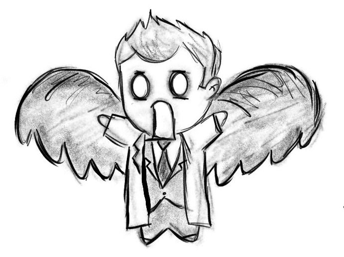 How To Draw Chibi Supernatural