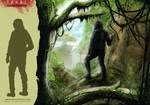 Rowan in the Jungle