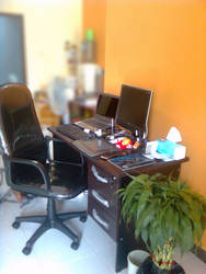 New workstation
