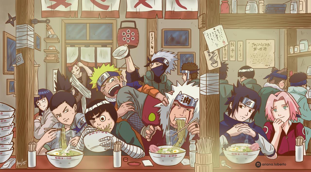 luberto-NarutoFeast