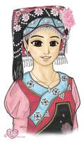 BUYI girl by lacosta