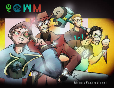 Mithic Fanimation Poster!