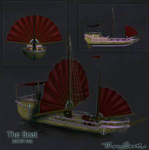 Silverhsine Boat