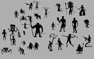 Silhouettes 01