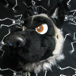 Akita Mask