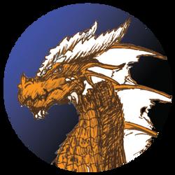 Dragon Pog by wisecracker42