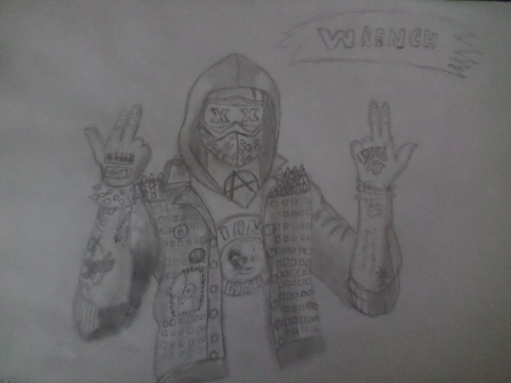 Wrench Watch Dogs 2 Fanart: Wrench Watch Dogs 2 By ShadAvenu On DeviantArt