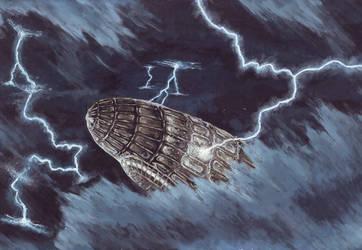 Zeppelin by bertoltus