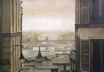 Montmartre by bertoltus