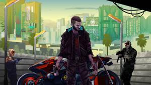 Cyberpunk 2077 - Your Night City