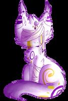 A Cadbury Egg - Commission by EmeraldKittii