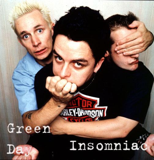 Insomniac Album Cover Green Day. Green Day Insomniac Wallpaper