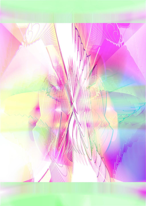 Pinkgreen Heaven by GMAC06