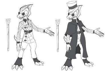 Fizzik Disguised And Coat