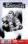 Punisher #2 inks