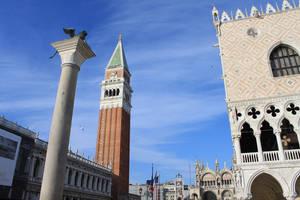 Piazza San Marco by GreenyFroggy