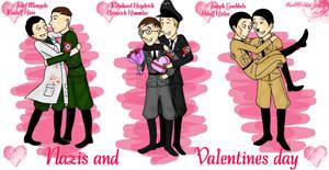 Nazi Valentines day