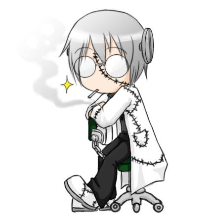 Stein-kun by Alikurai