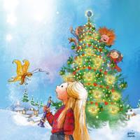 cover children's book by ErikVisser