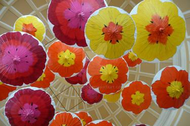 parasols-belagio, las vegas by blueraider
