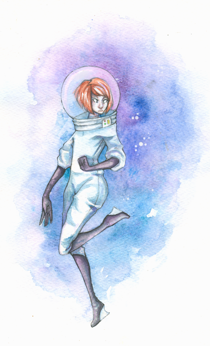 Lost in Space by ellegial