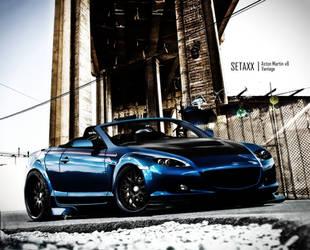 Aston Martin v8 Vantage by SetaxDesign